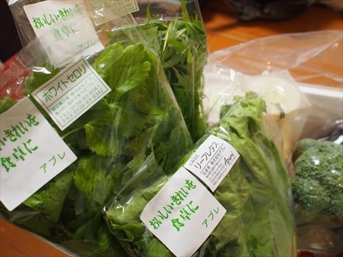 アプレ 無農薬野菜