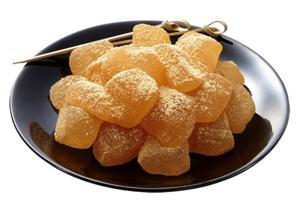 ベルーナおせち早期購入特典のわらび餅