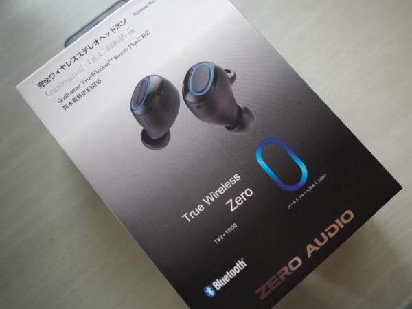ZEROAUDIO TWZ-1000ケース・外箱